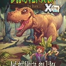 Das geheime Dinoversum X-tra farbig - Auf der Fährte des T-Rex