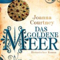 """Elisabeth von Kiew, eine Königin so stürmisch wie die See ---Joanna Courtneys Roman """"Das goldene Meer"""""""