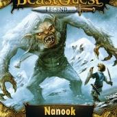 Beast Quest Legend - Nanook Herrscherin der Eiswüste