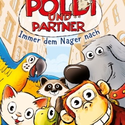 Poldi und Partner. Immer dem Nager nach