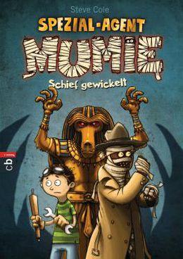Spezial-Agent Mumie, Schief gewickelt