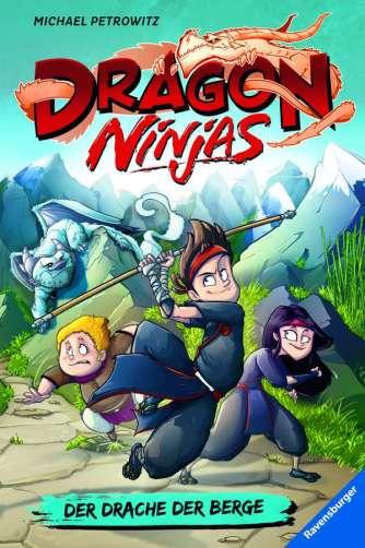 Petrowitz_Dragon-Ninjas-Der-Drache-der-Berge