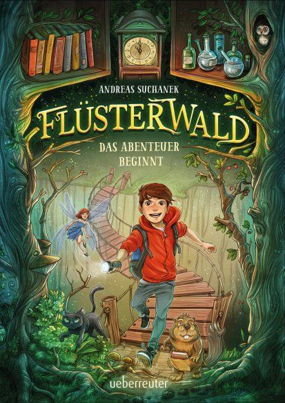 Suchanek_Flüsterwald-das-Abenteuer-beginnt