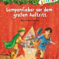 """Mary Pope Osborne: """"Das magische Baumhaus Junior 23 - Lampenfieber vor dem großen Auftritt"""""""