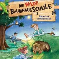 """Wer ist Kuddelwotan? - Judith Allert:""""Die wilde Baumhausschule - Nachsitzen um Mitternacht"""""""
