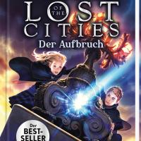 """Vom Setting her im Harry Potter Style -Shannon Messenger: """"Keeper of the Lost Cities - der Aufbruch"""""""